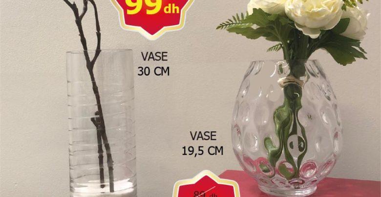 Photo of Promo Alpha55 Large choix de vases haut de gamme décoratifs à partir de 75Dhs