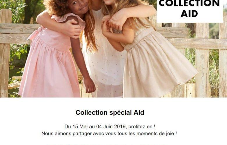Catalogue Kiabi Maroc Collection spécial Aid du 15 Mai au 04 Juin 2019