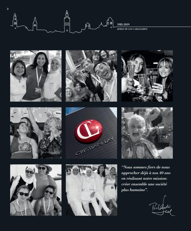 Catalogue Cristian Lay Maroc du 27 Mai au 20 Juin 2019