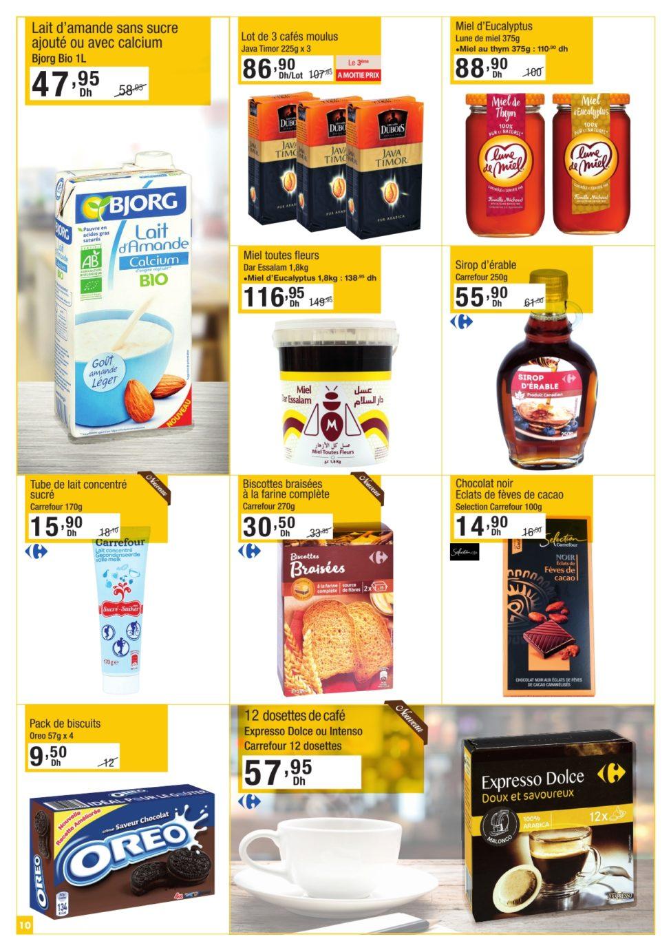 Catalogue Carrefour Gourmet Maroc Ramadan Karim du 1 au 21 Mai 2019