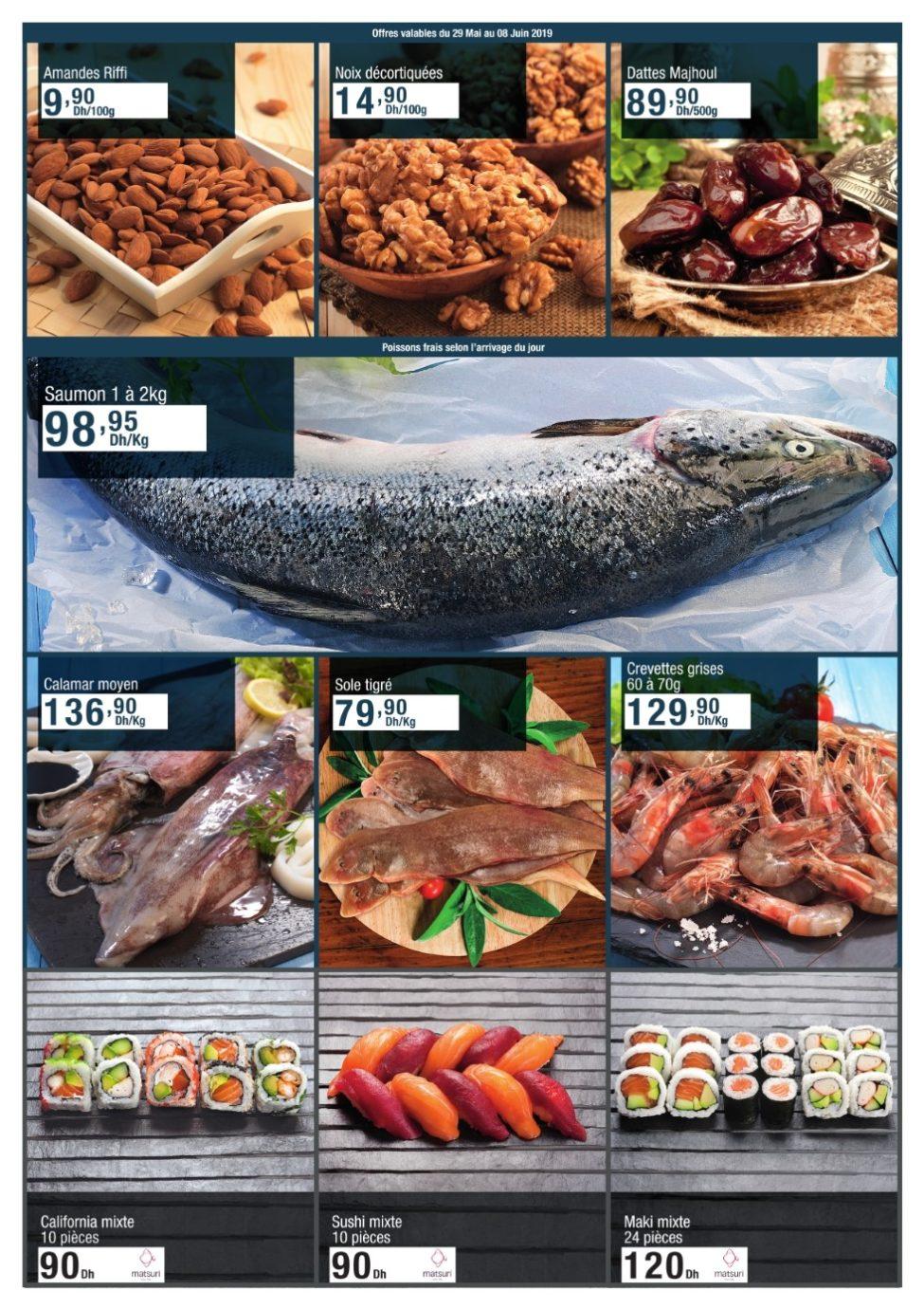 Catalogue Carrefour Market Gourmet Maroc du 29 Mai au 19 Juin 2019