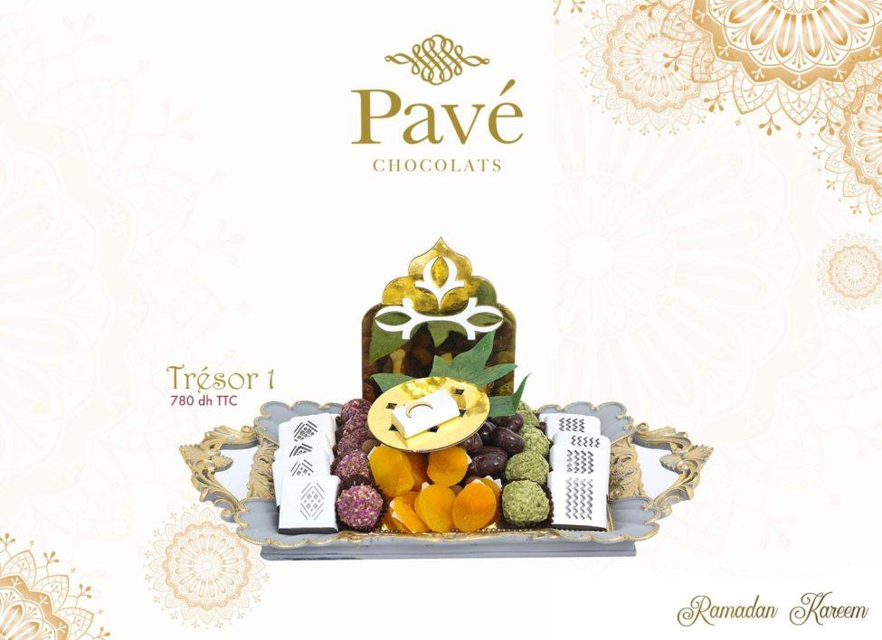 Catalogue Pavé Chocolats رمضان مبارك Ramadan 2019