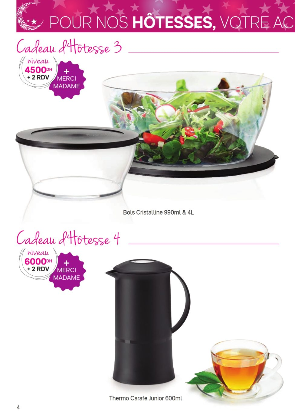 Catalogue Tupperware Maroc رمضان كريم Jusqu'au 2 Juillet 2019