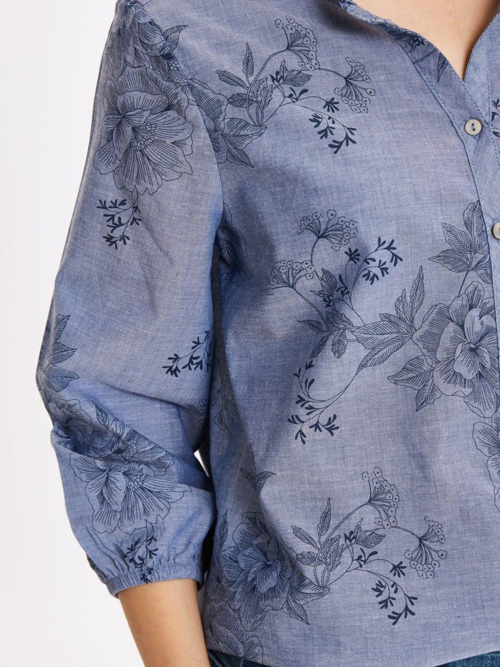 Soldes Lc Waikiki Maroc Chemise pour femme 79Dhs au lieu de 149Dhs