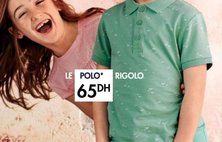 Catalogue Kiabi Maroc Spéciale Enfants du 4 au 21 Mai 2019