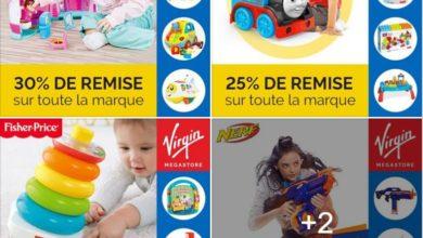 Offre Ramadan chez Virgin Megastore sélection de marques allant jusqu'a -30%