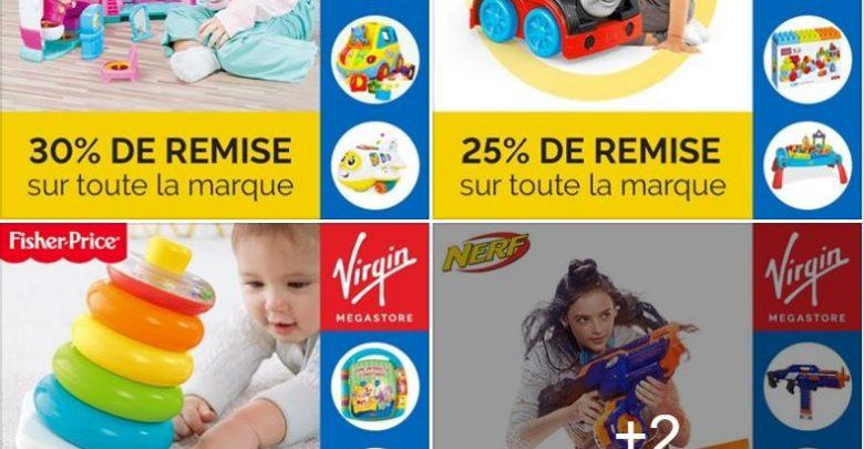 Photo of Offre Ramadan chez Virgin Megastore sélection de marques allant jusqu'a -30%