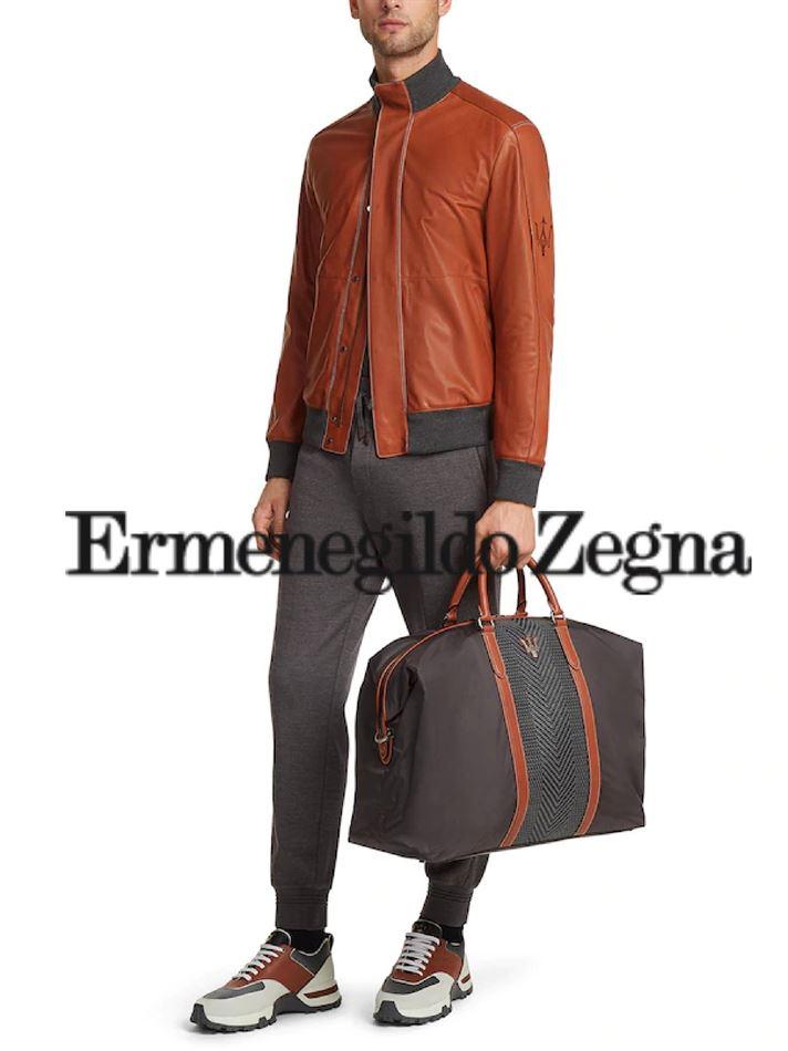 Lookbook Ermenegildo Zegna Maserati Collection du 30 Mai au 28 Juin 2019