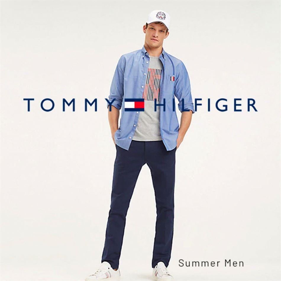 Lookbook Tommy Hilfiger Summer Men du 26 Juin au 7 Août 2019
