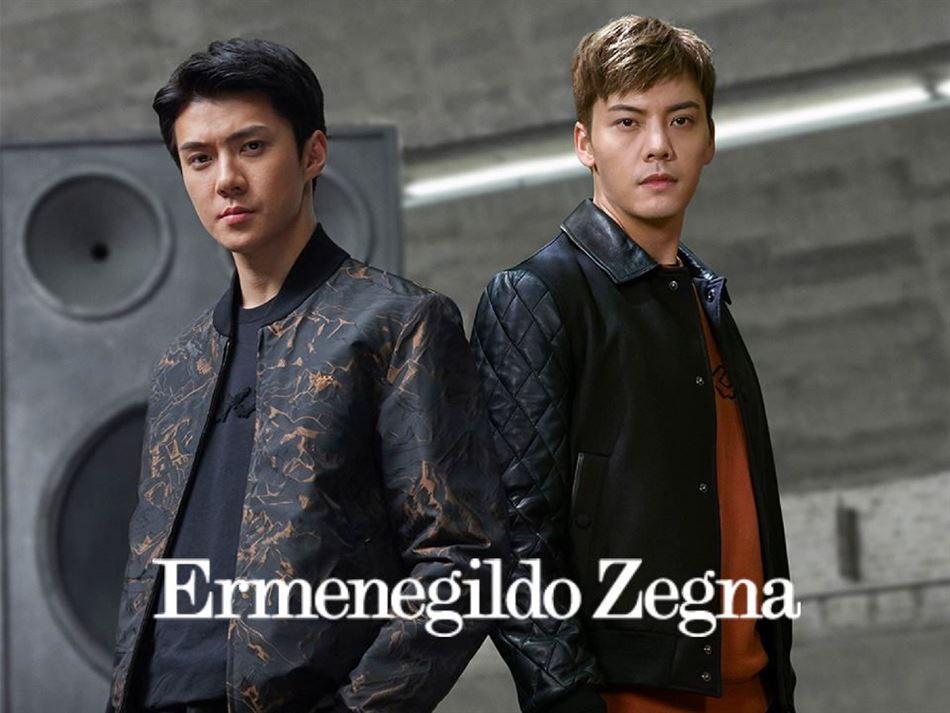 Lookbook Ermenegildo Zegna XXX Capsule Collection du 29 Juin au 13 Août 2019