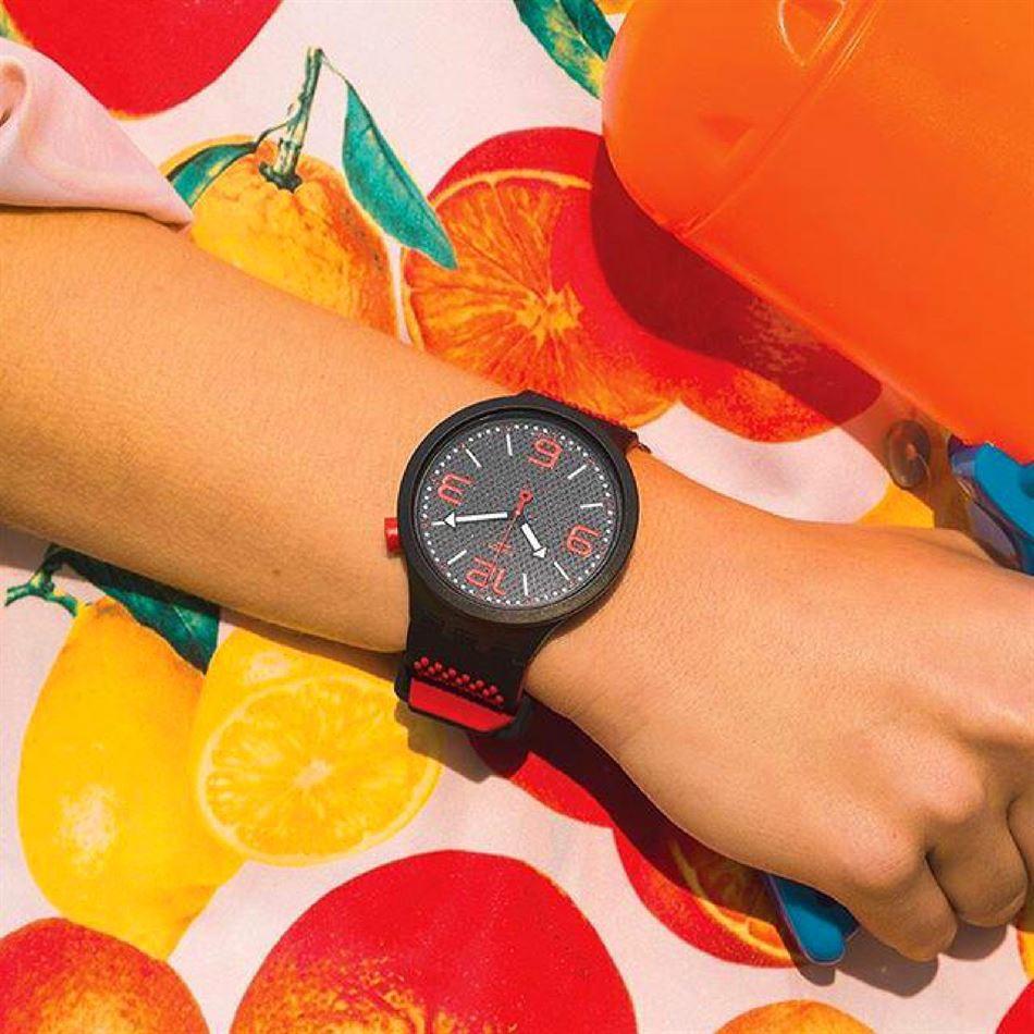 Lookbook Swatch Maroc BIG BOLD du 12 Juin au 15 Juillet 2019