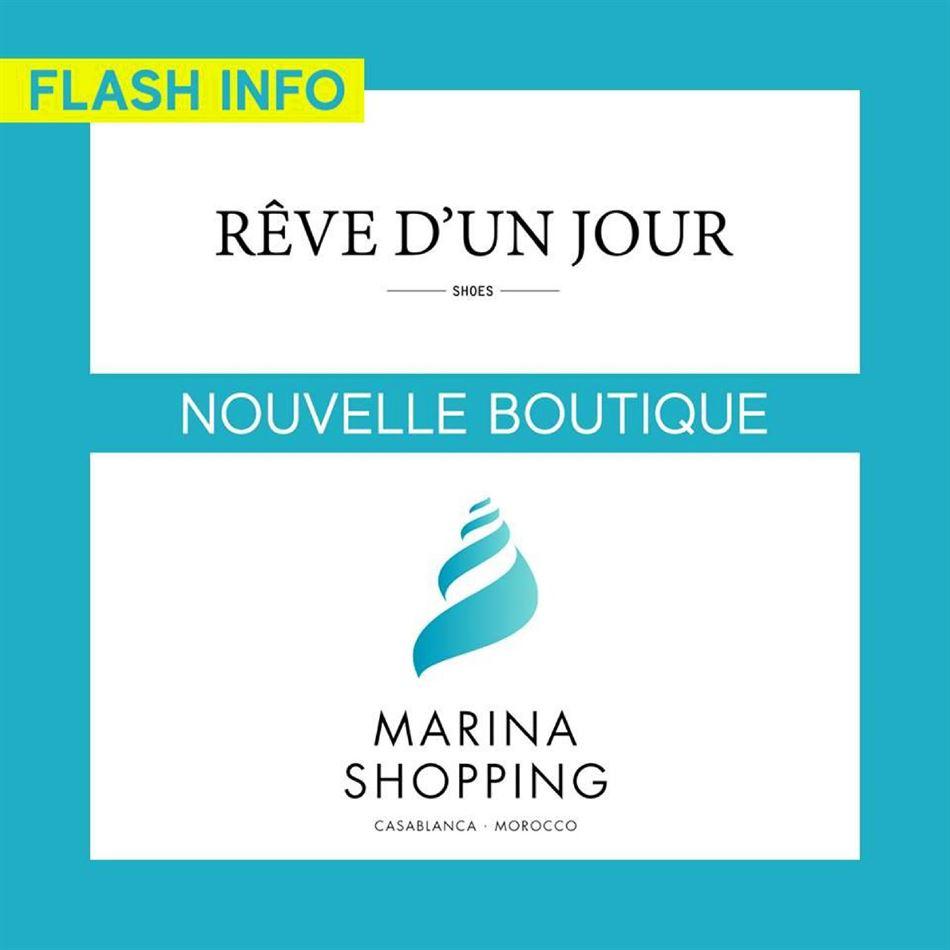 Lookbook Rêve D'un Jour Maroc Summer Collection du 21 Juin au 11 Juillet 2019