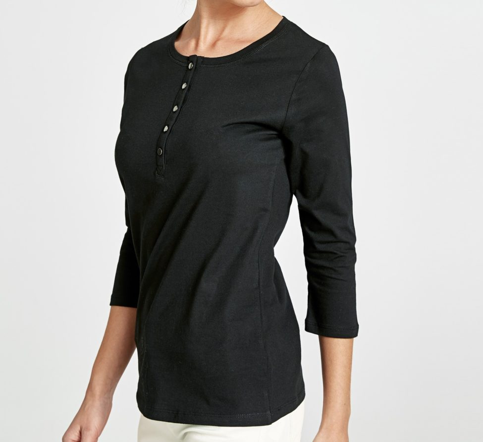 Promo LC Waikiki Maroc T-Shirt femme 59Dhs au lieu de 79Dhs