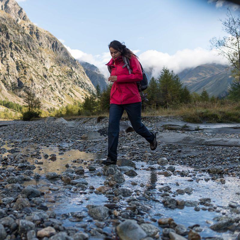 Soldes Decathlon Maroc Chaussures Randonnée Femme Imperméable 99Dhs au lieu de 199Dhs