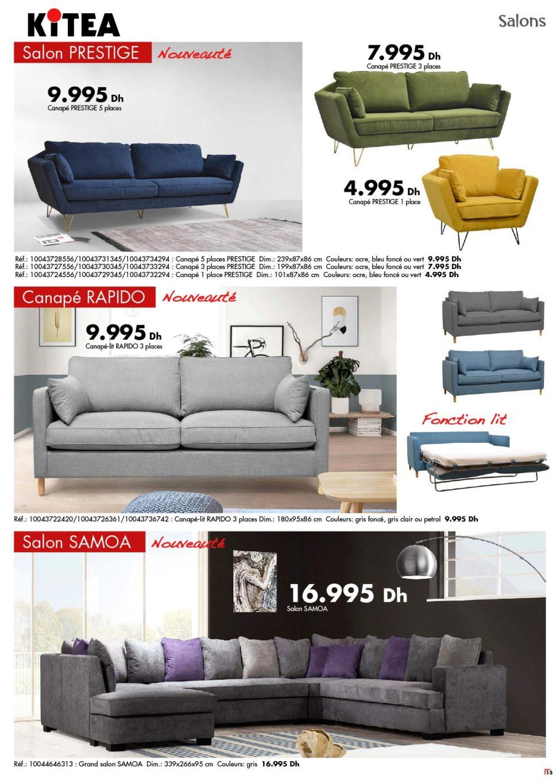 Catalogue Kitea Nouvelle Collection été 2019/2020 Spéciale Mariage