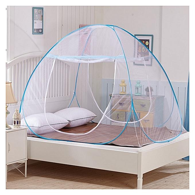 Offre Jumia Moustiquaire خيمة ضد الباعوض Pour Lit lit double 199Dhs au lieu de 319Dhs