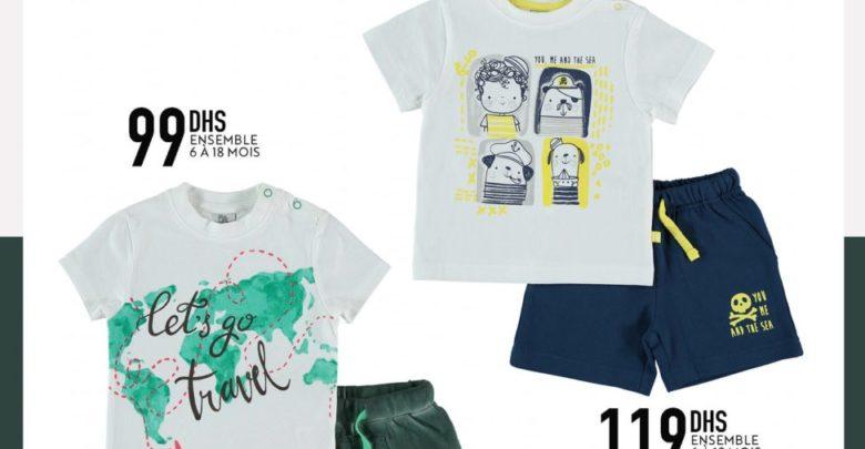 Photo of Nouvelle collection d'été chez Miro Home Vêtements des enfants