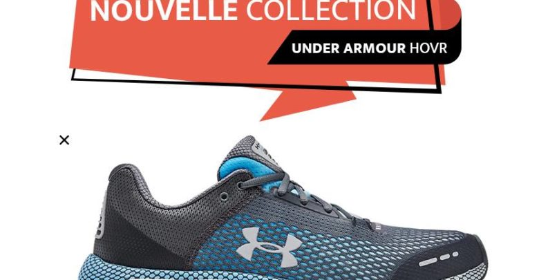 Photo of Nouvelle Arrivage chez Olympe Store Spéciale UNDER ARMOR HOVR