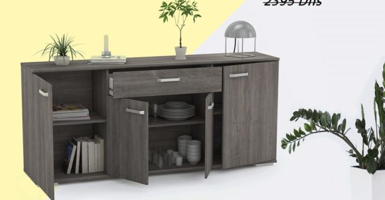Photo of Promo Kitea Buffet SANTOS 1895Dhs au lieu de 2395Dhs