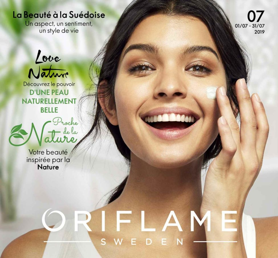 Catalogue Oriflame Maroc Juillet 2019