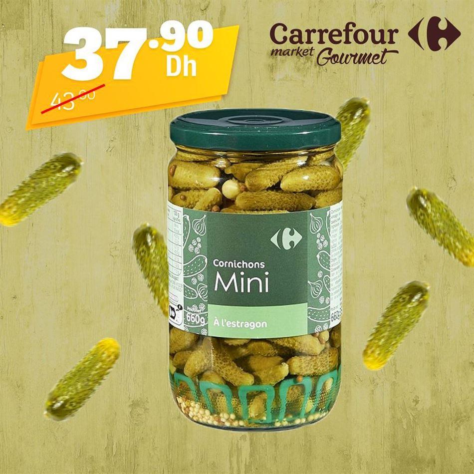 Promo Carrefour Market Maroc du 30 Juillet au 14 Août 2019