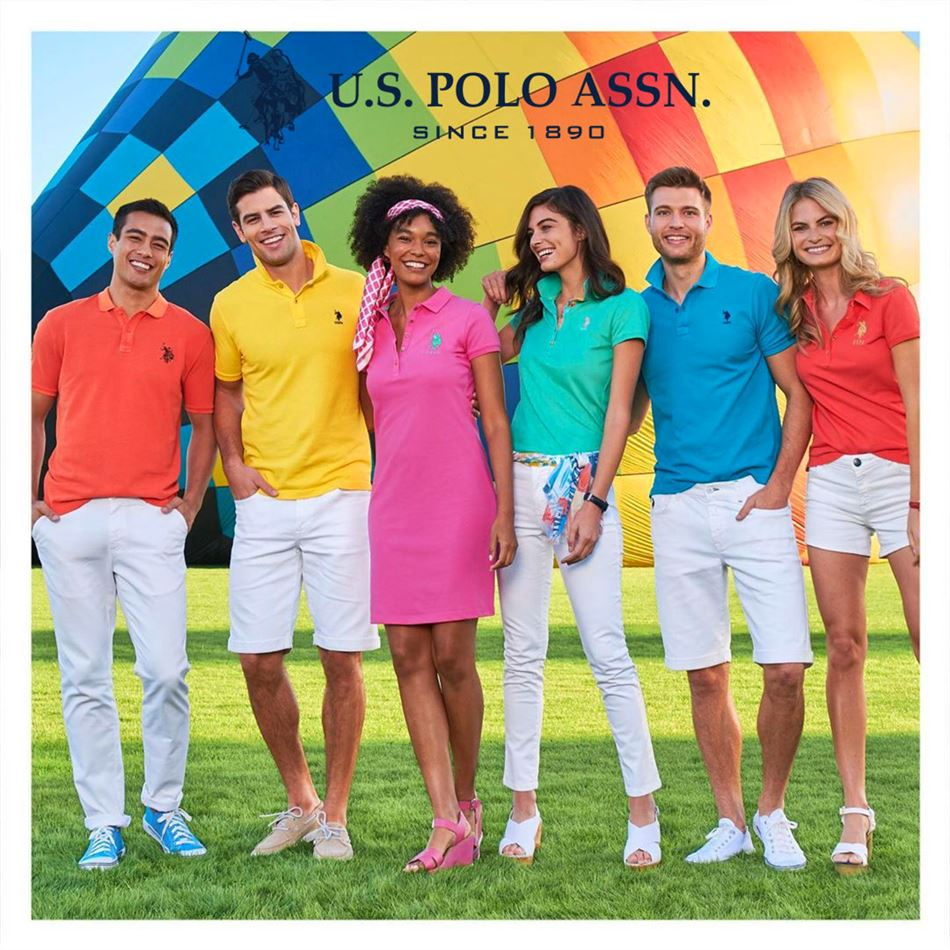 Lookbook U.S. Polo Assn. du 2 Juillet au 10 Septembre 2019