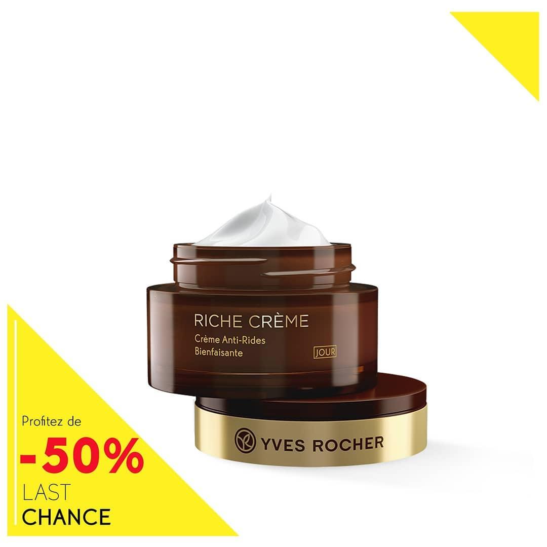 Soldes Yves Rocher Maroc Last Chance Jusqu'à -50% de remise