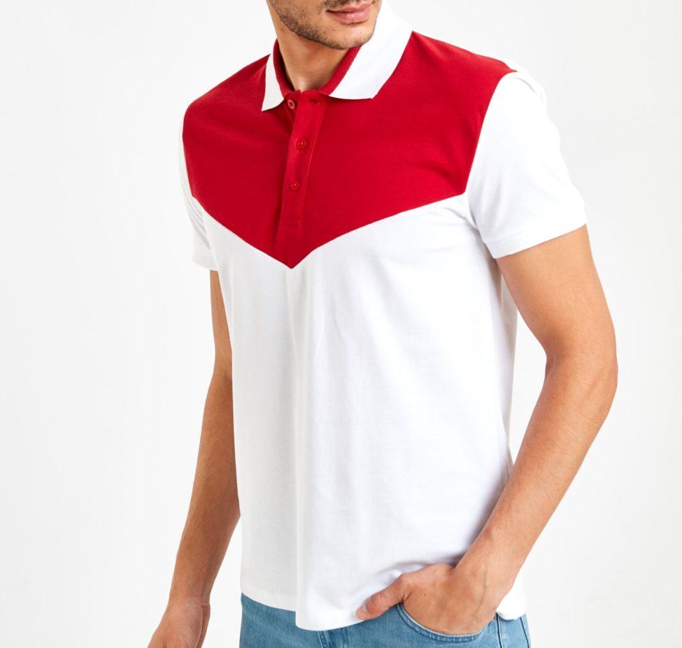 Soldes LC Waikiki Maroc T-Shirt homme 99Dhs au lieu de 129Dhs