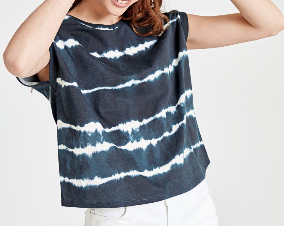 Soldes LC Waikiki Maroc T-Shirt femme 44Dhs au lieu de 79Dhs