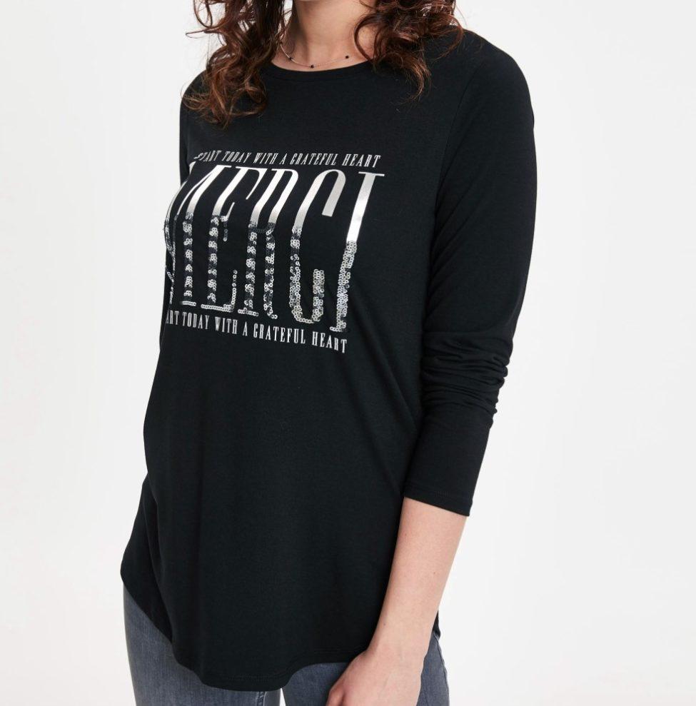 Soldes LC Waikiki Maroc T-Shirt femme 69Dhs au lieu de 99Dhs