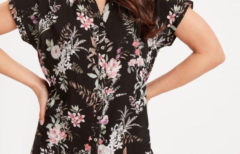 Solds LC Waikiki Maroc Chemise femme 79Dhs au lieu de 99Dhs