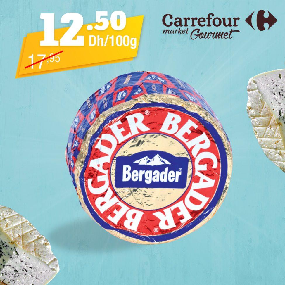 Promo Carrefour Gourmet Spéciale Fromage jusqu'au 15 juillet 2019