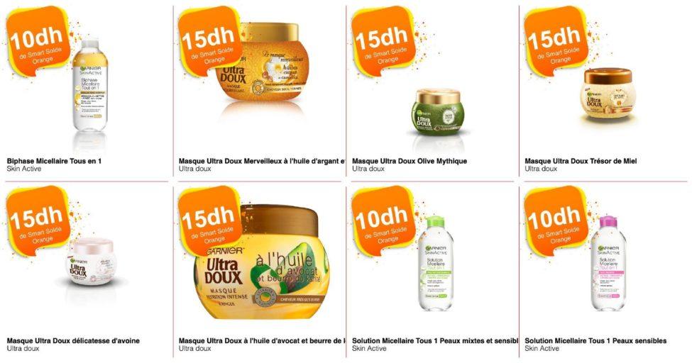 Catalogue Carrefour Cadi+ réservé aux clients prépayés d'Orange