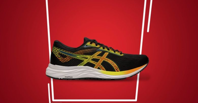 Photo of Soldes City Sport ASICS Gel 6 Excite 664Dhs au lieu de 885Dhs