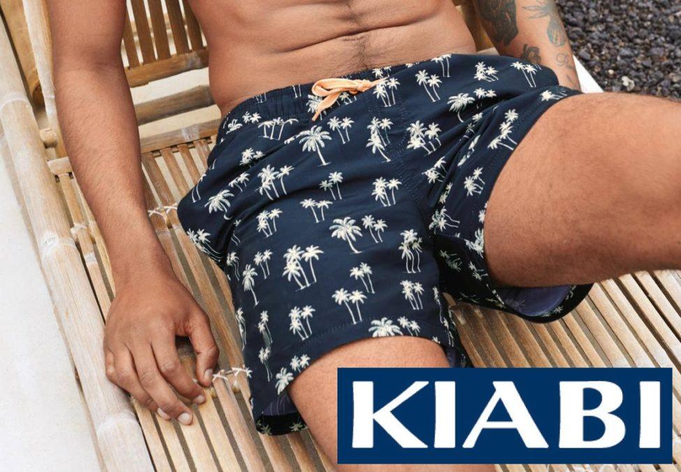 Promo Kiabi Maroc Short de bain 75Dhs au lieu de 150Dhs