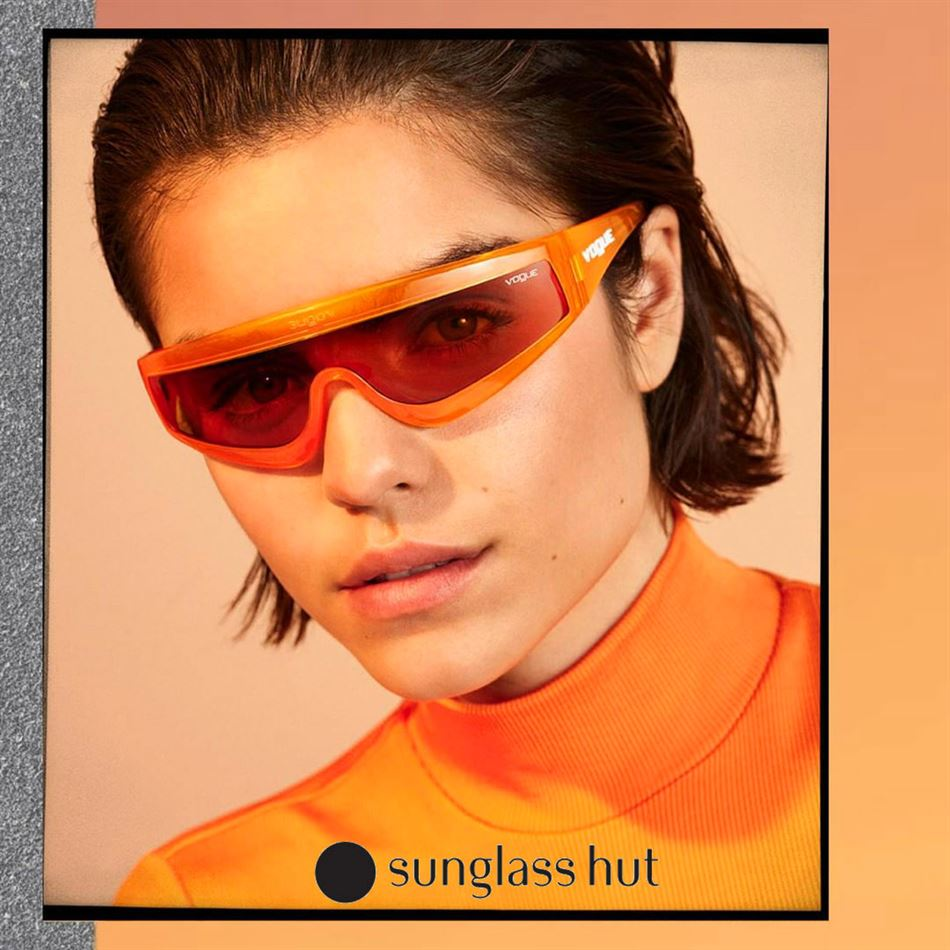 Lookbook Sunglass Hut Women's Collection du 8 Août au 10 Octobre 2019