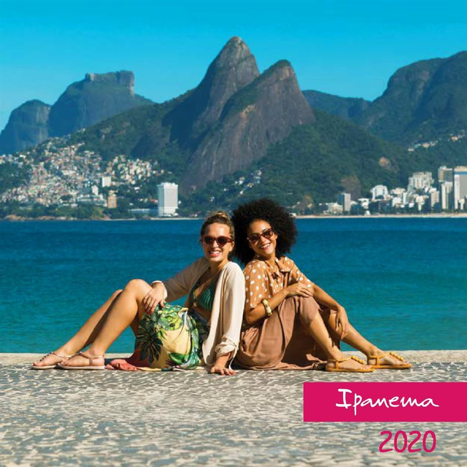 Catalogue Ipanema 2020 du 27 Août 2019 au 27 Août 2020