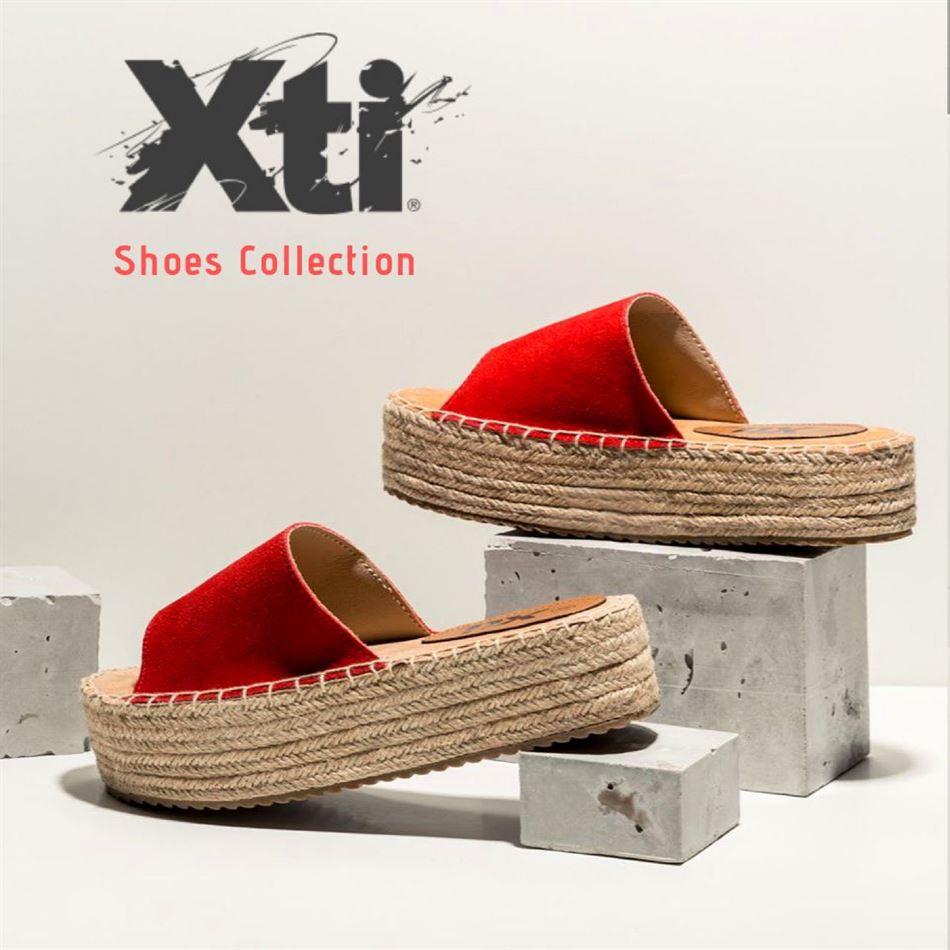 Lookbook XTI Shoes Collection du 1 au 28 Août 2019
