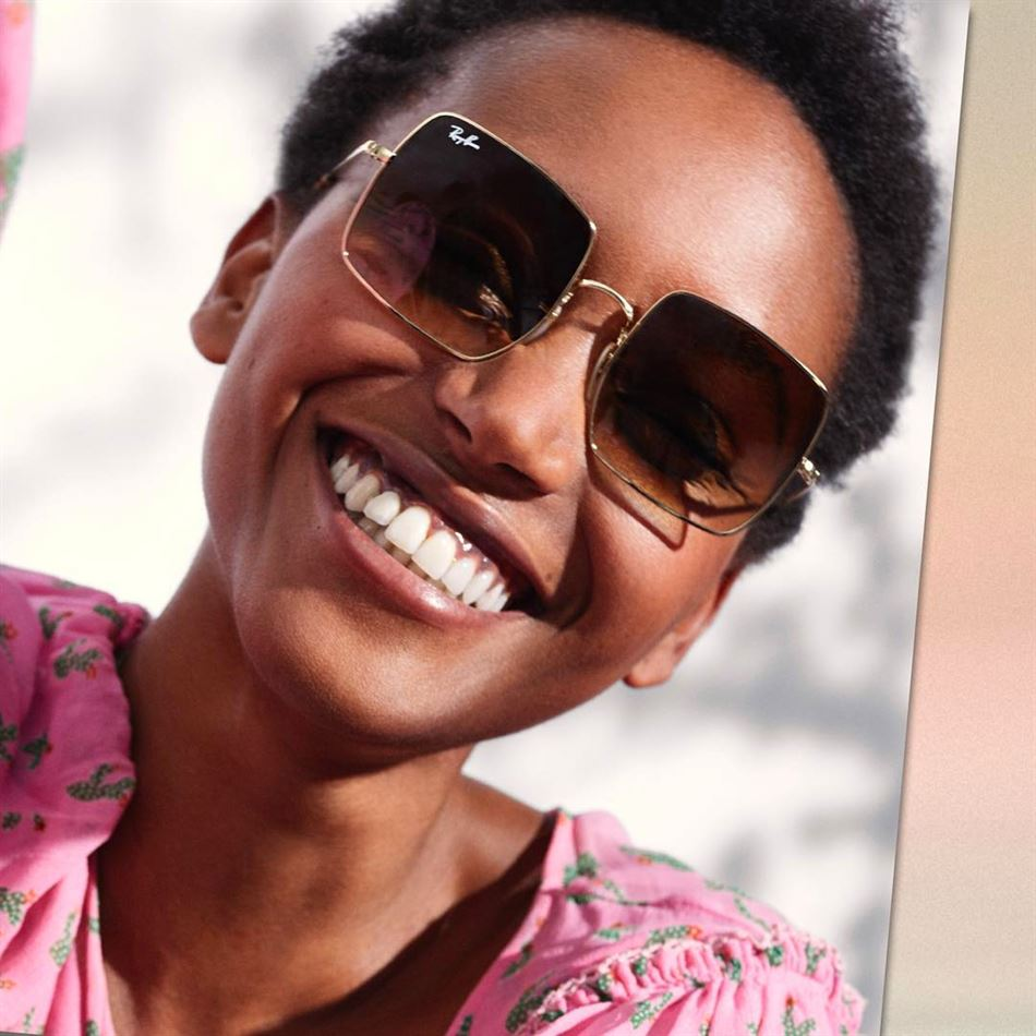 Lookbook Sunglass Hut Women's Collection du 8 Août au 10 Octobre 2019