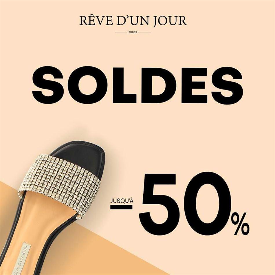 Lookbook des Soldes Rêve d'un Jour Jusqu'au 19 Août 2019