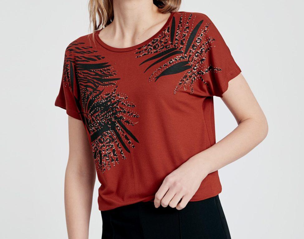 Soldes LC Waikiki Maroc T-Shirt femme 59Dhs au lieu de 99Dhs