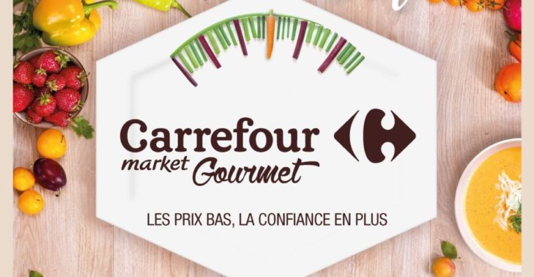 Photo of Catalogue Carrefour Gourmet Maroc du 28 Août au 17 Septembre 2019