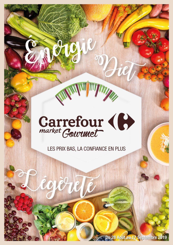 Catalogue Carrefour Gourmet Maroc du 28 Août au 17 Septembre 2019