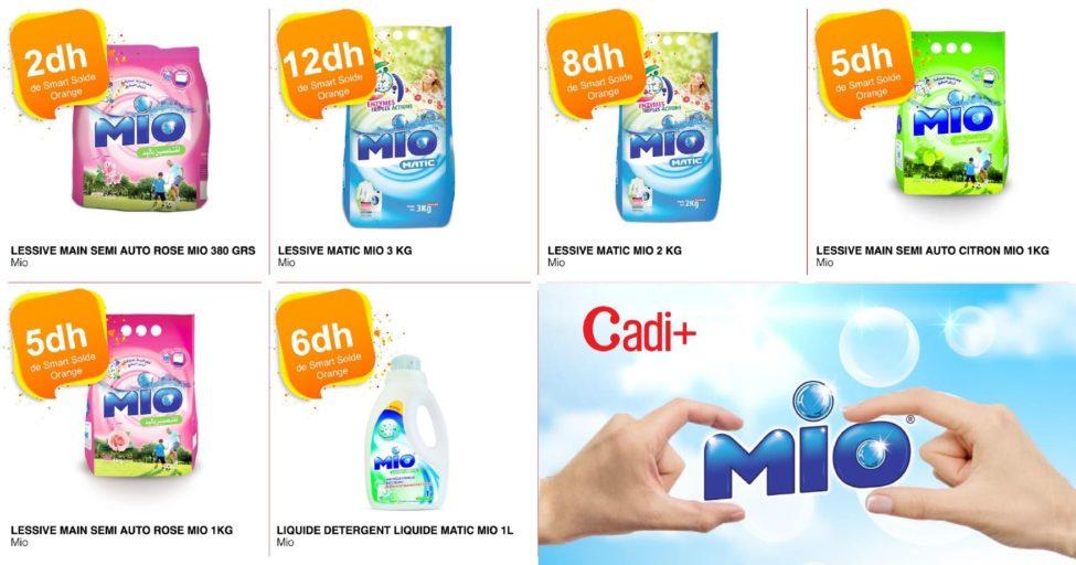 Catalogue Cadi+ de Carrefour Maroc du 28 août au 28 septembre 2019