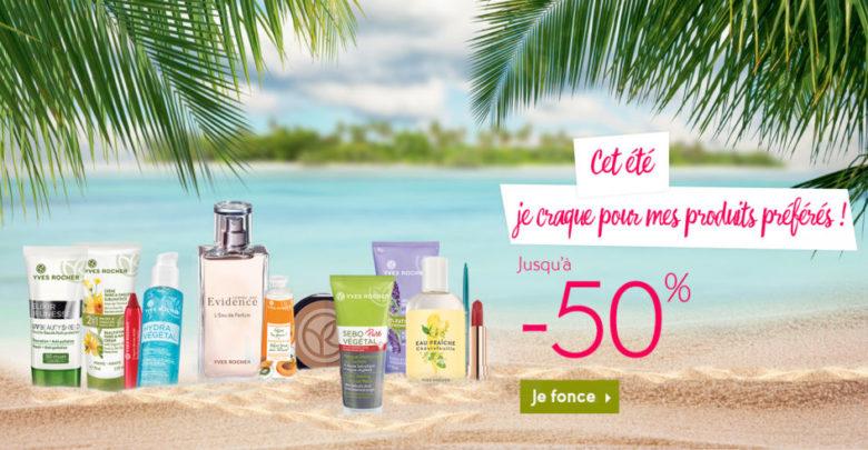 Photo of Soldes Août Yves Roches Maroc -50% sur une sélection de produits