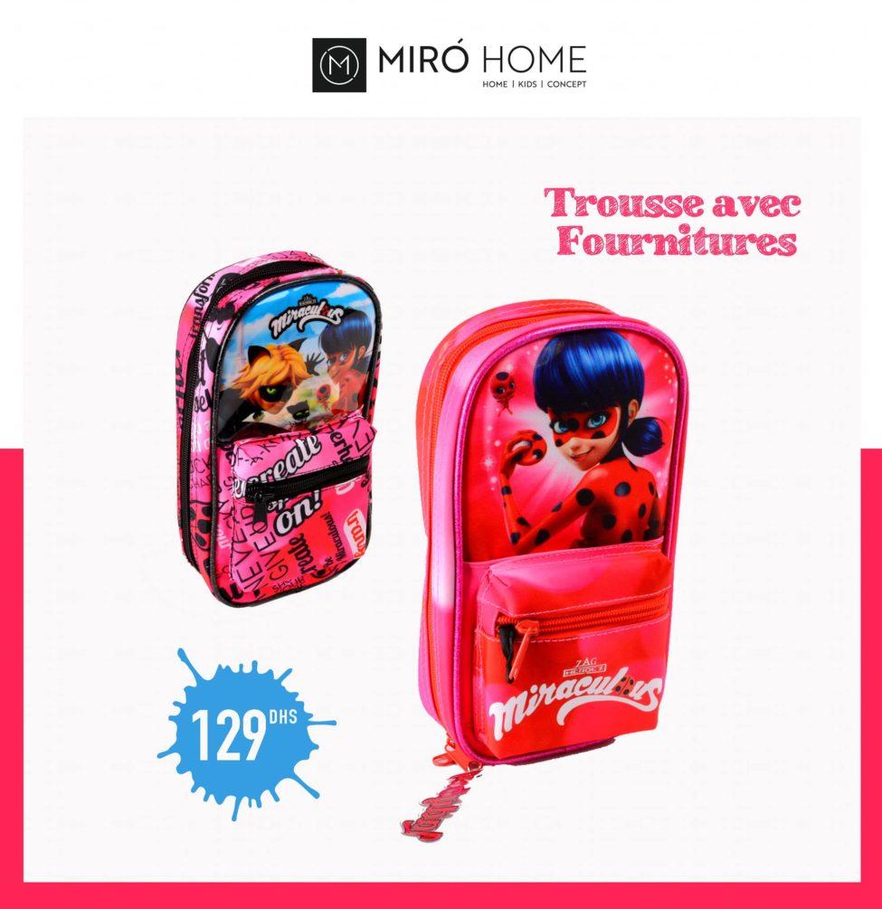 Offre Miro Home Spéciale Rentrée Scolaire 2019