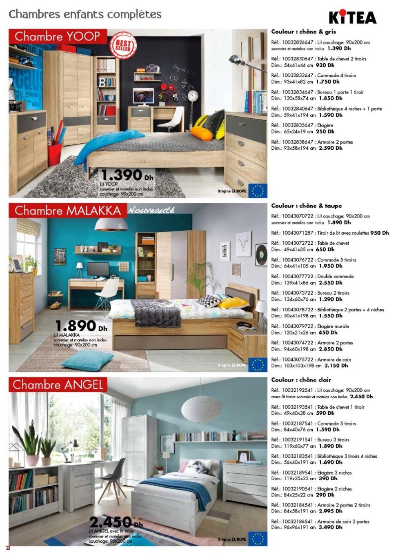 Catalogue Kitea Rentrée Scolaire Collection 2019/2020 Jusqu'au 31 Octobre 2019