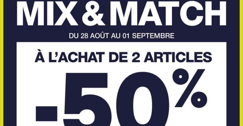 Photo of Soldes Gap Maroc -50% sur le 2ème Article acheté