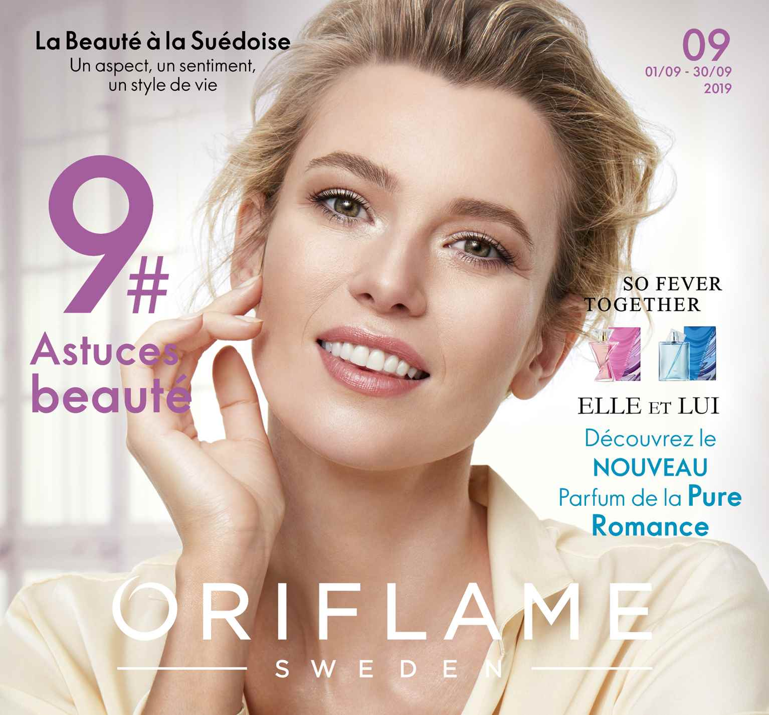 Catalogue Oriflame Maroc Septembre 2019