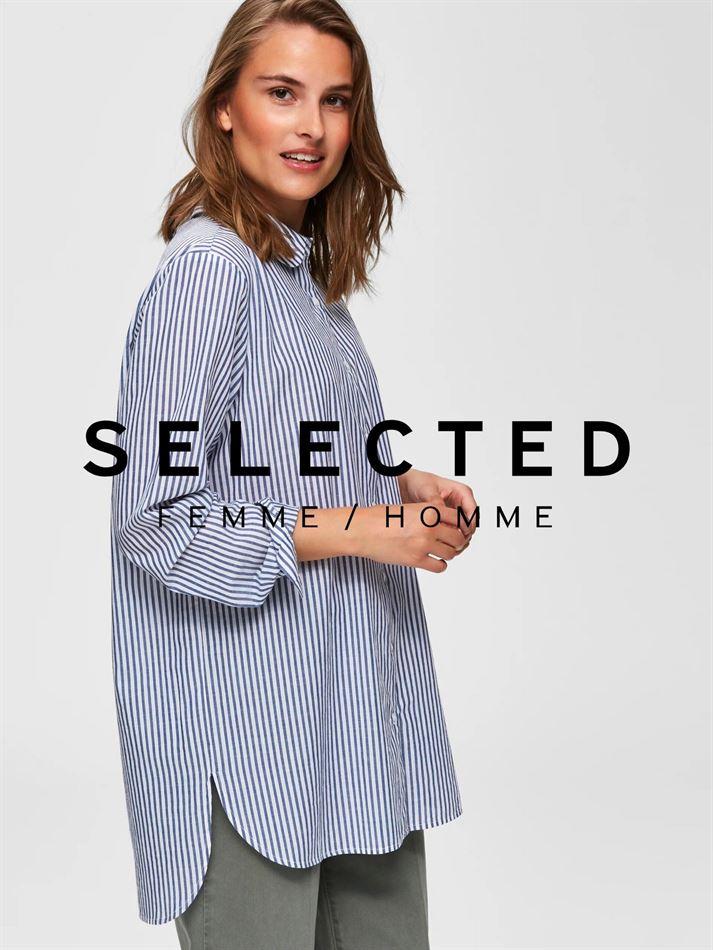 Lookbook Selected Petite Collection du 18 Septembre au 17 Octobre 2019